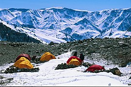 Camp 1 on the descent of aconcagua.jpg