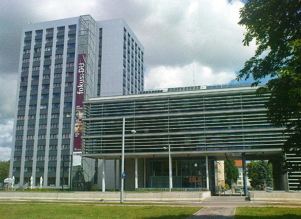 Campustower magdeburg 11