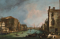 Canaletto - The Grand Canal in Venice with the Palazzo Corner Ca'Grande - Google Art Project.jpg