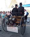 Cannstatter Volksfest 2011 Benz Patent-Motorwagen von hinten.jpg