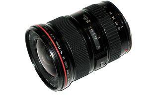 Canon EF 16-35mm f/2.
