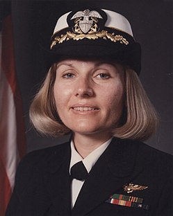 Rosemary Bryant Mariner 20th and 21st-century US Navy officer