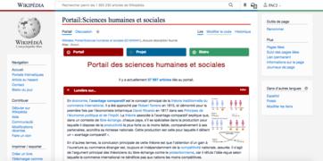 Modèle Canevas Portail Flexible Documentation Wikipédia