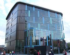 Libraries in Cardiff