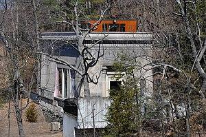 900 Stewart Avenue (Ithaca, New York) - Image: Carl Sagan Residence 2