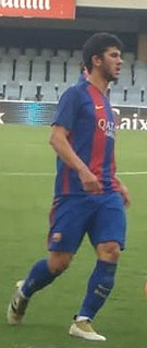 Carles Aleñá Spanish association football player