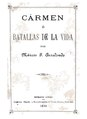 Carmen o Batallas de la vida - Marcos F. Arredondo.pdf