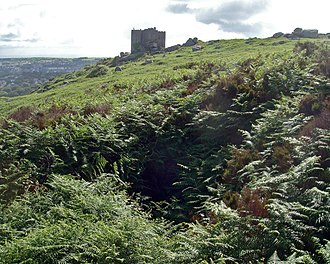 Carn Brea, Redruth - Smugglers' Cave
