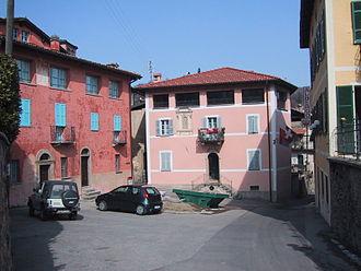 Carona, Ticino - Image: Carona