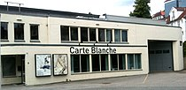 Carte Blanche AS