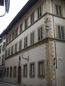 Casa Buonarroti, esterno