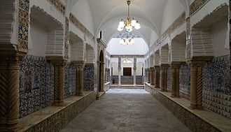 Casbah of Algiers - Image: Casbah baths