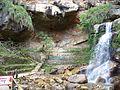Cascada en los Chorros de Milla.JPG