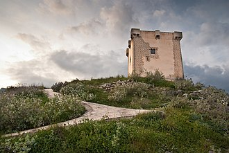 Route of the Valencian classics - Castle of Cocentaina.