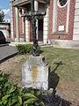 Castres (Aisne) croix tombes françaises collectives guerre 1871.JPG