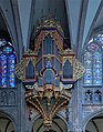 Cathédrale Notre-Dame - intérieur - orgue (Strasbourg).jpg