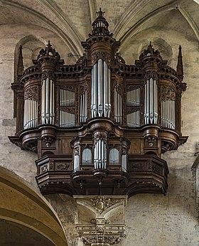 Орган музыкальный инструмент Википедия Орган