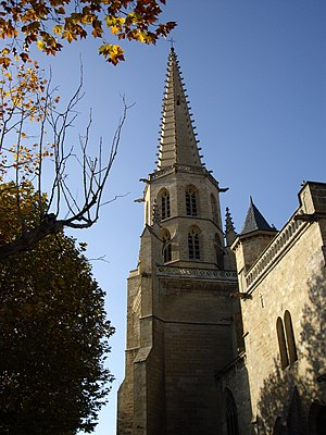 Ancient Diocese of Mirepoix - Mirepoix Cathedral.