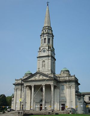 Cavan - Cathedral of Saints Patrick & Felim, Cavan
