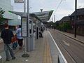 Centrale tramstop look south.JPG