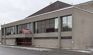 Centre Étienne Desmarteau - Image: Centre Etienne Desmarteau. Hockey Arena in Montreal