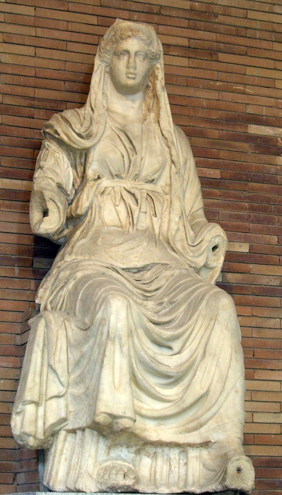 Ceres of Mérida (cropped)