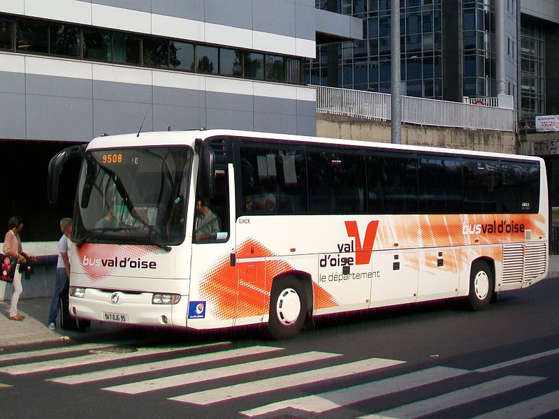 bus val