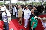 Cerimônia da Imposição da Medalha da Vitória e comemoração do Dia da Vitória, no Monumento Nacional aos Mortos da 2ª Guerra Mundial (26315217183).jpg