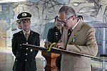 Cerimônia da Imposição da Medalha da Vitória e comemoração do Dia da Vitória, no Monumento Nacional aos Mortos da 2ª Guerra Mundial (26825626162).jpg