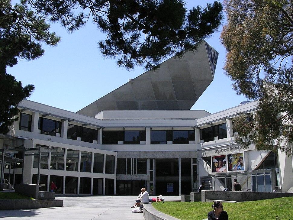 Cesar Chavez Student Center