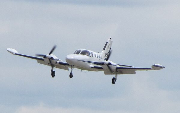 Cessna 421 - Wikiwand