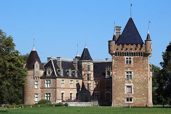 Photo de la ville Confrançon