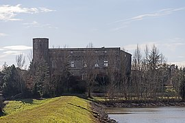 Château de Launac - North exposure.jpg