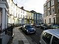 Chalcot Crescent, near Primrose Hill - geograph.org.uk - 527098.jpg
