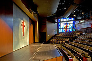 Seattle Preparatory School - Thomas Healy SJ Theater