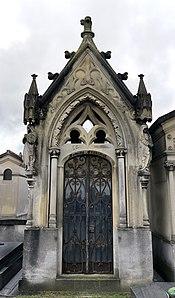 Chapelle Funéraire Famille Greuillot Cimetière Fontenay Bois 10.jpg