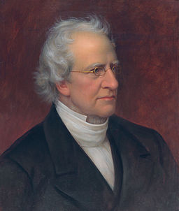 Charles Hodge by Rembrandt Peale (1778-1860)