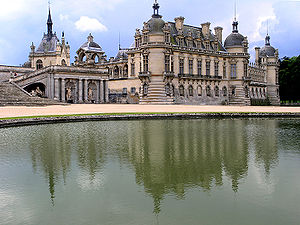 Henry II style - Chateau de Chantilly