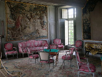 Style louis xv wikip dia for Bureau 13 wikipedia