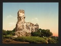 Chateau de Tournoel, Clermont-Ferrand, France-LCCN2001697645.tif