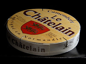 Camembert - Camembert cheese box