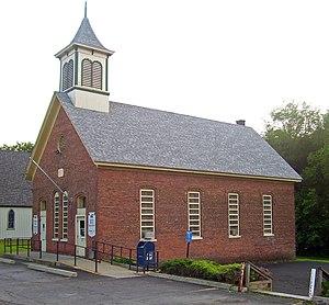 Chelsea, Dutchess County, New York - Chelsea Grammar School, Chelsea, NY