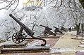 Chernihiv Fortress Guns 2.jpg