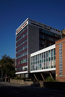 Chesterfield College Further education school in Chesterfield, Derbyshire, England