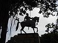 Chhatrapati Shivaji Maharaj statue at Gateway Mumbai DSCN4334 (1) 08.jpg