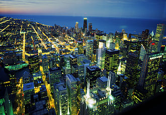 Great Lakes Megalopolis - Chicago