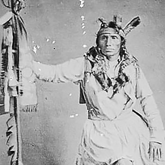 Dakota War of 1862 - Little Crow, Dakota chief