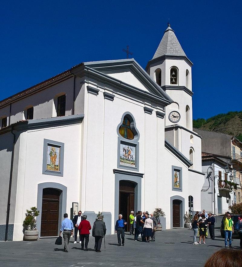 San Costantino Albanese – Veduta