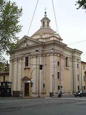 Image illustrative de l'article Église Santi Marcellino e Pietro al Laterano