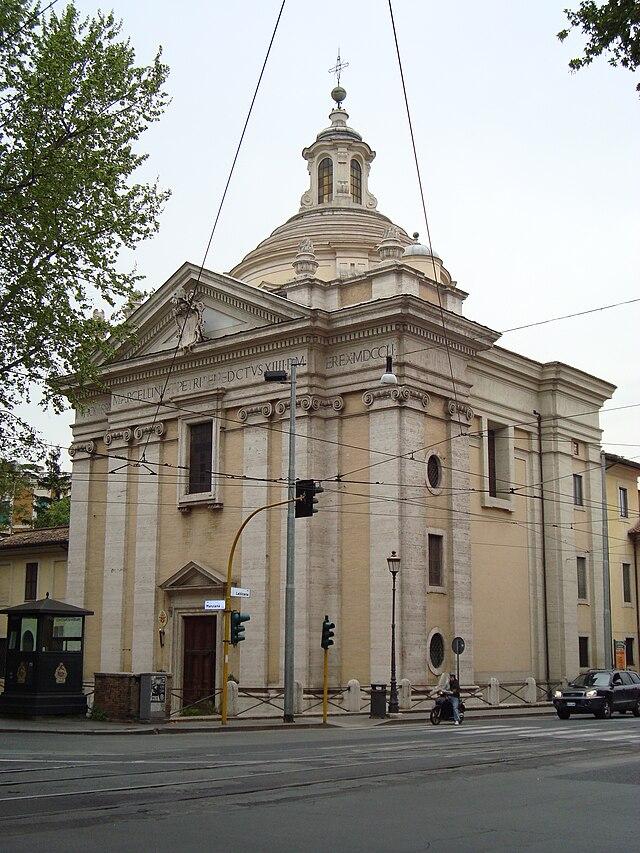 Église Santi Marcellino e Pietro al Laterano